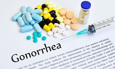 Medications for Gonorrhea Treatment